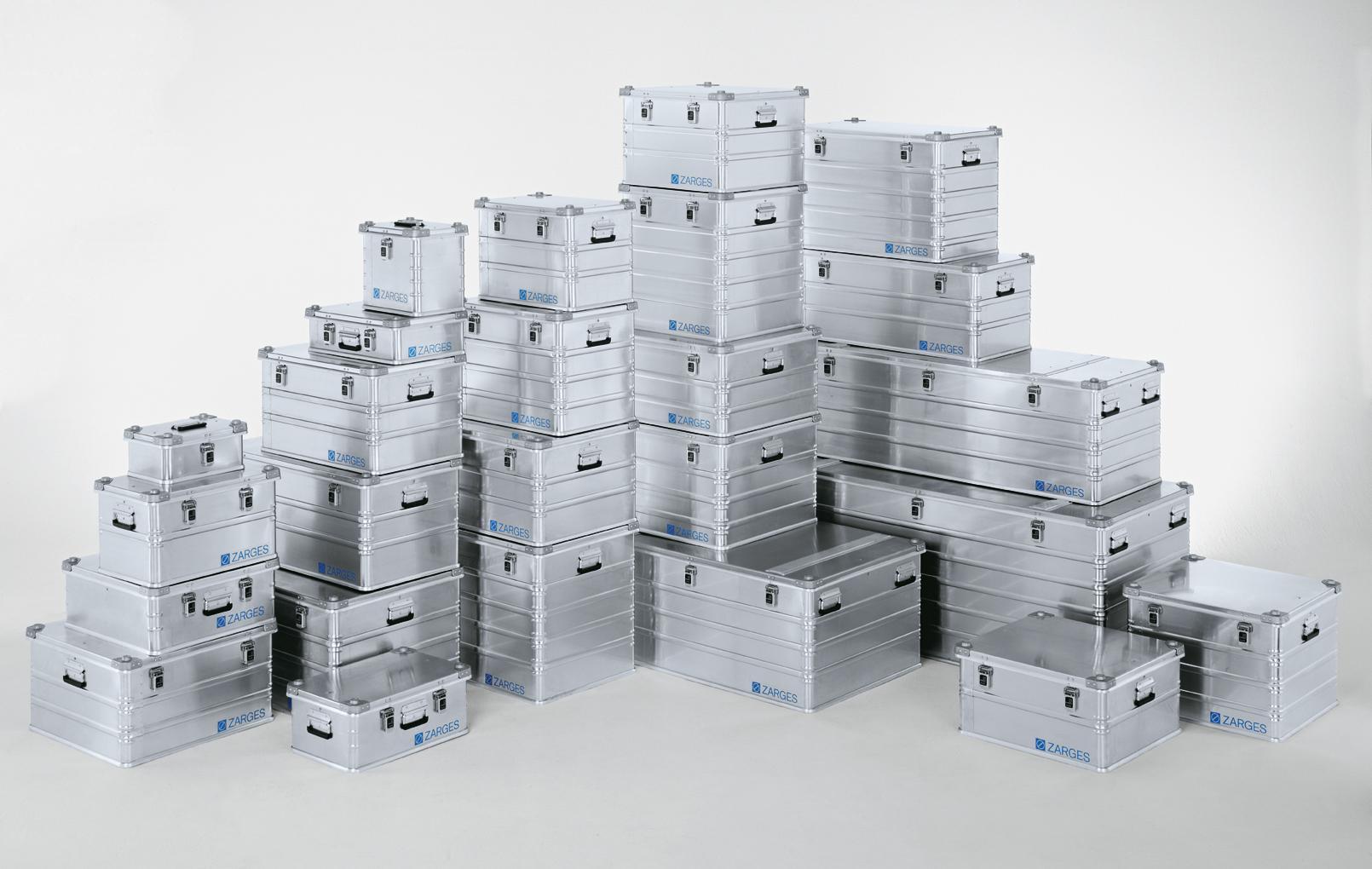 Rewelacyjny Zarges - Oferta - Skrzynie aluminiowe - Skrzynie aluminiowe K470 WB55